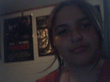 Plan cul ronde cochonne pour webcam